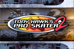 Tony Hawk's Pro Skater 2 GBA Screenshot Screenshot 1