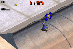 Tony Hawk's Pro Skater 2 screen shot 2 2
