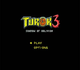 Turok 3: Shadow of Oblivion GBC Screenshot Screenshot 1