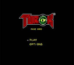 Turok Rage Wars GBC Screenshot Screenshot 1