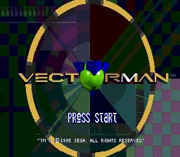 Vectorman Genesis Screenshot Screenshot 1