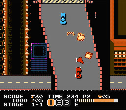 Vice Project Doom NES Screenshot Screenshot 1