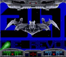 War 3010: The Revolution SNES Screenshot Screenshot 1