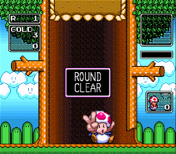 Wario's Woods screen shot 3 3