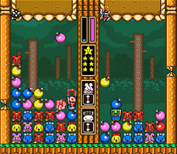 Wario's Woods screen shot 2 2