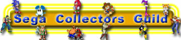Sega Collectors Guild